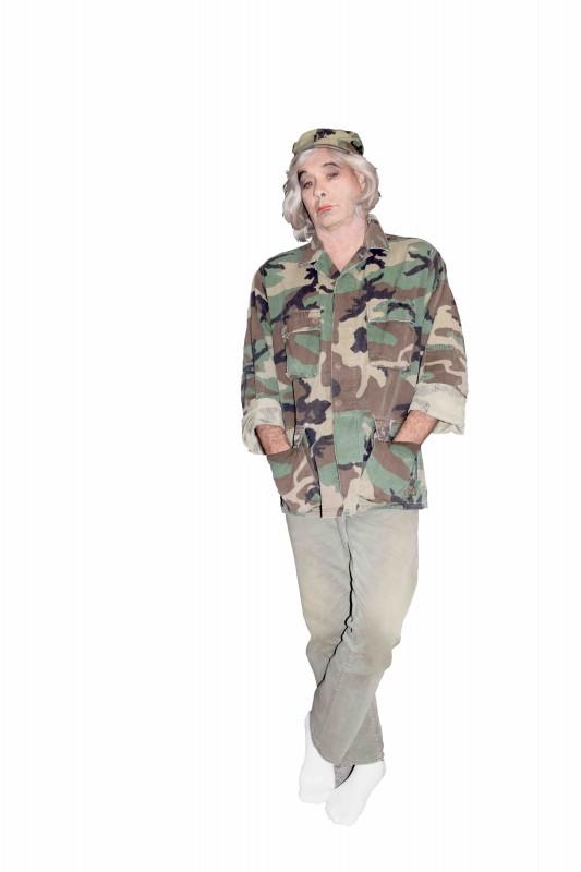soldier Blond. Full 1FF